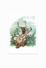 Nate Duval Mountain Song Print - Small
