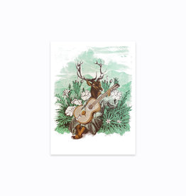 Mountain Song Print - Small