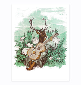 Nate Duval Mountain Song Print - Large