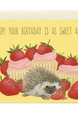 Yeppie Paper Birthday as Sweet as You Greeting Card