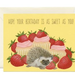 Yeppie Paper Birthday as Sweet as You Greeting Card