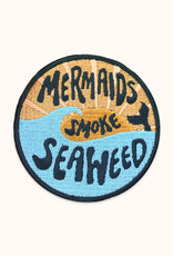 Mermaids Smoke Seaweed Patch