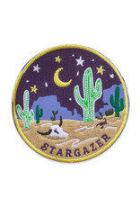 Wild Rose Desert Stargazer Patch