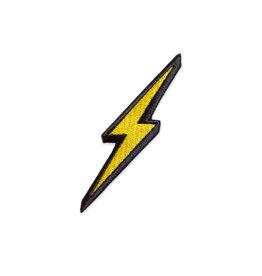 Wild Rose Lightning Bolt Patch