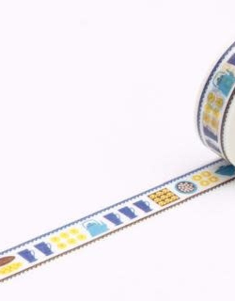 Sweet Bella Coffee Time Washi Tape