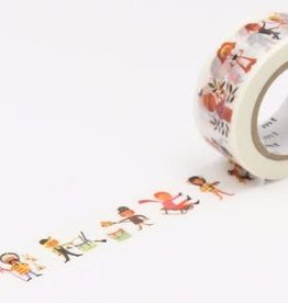 Humans Washi Tape