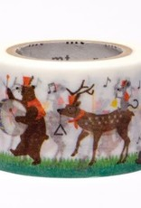 Sweet Bella Drum and Fife Band Washi Tape