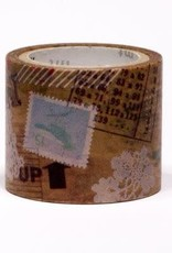 Collage Wax Paper Washi Tape