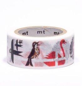 Birds Washi Tape
