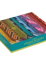 Galison Vintage Neckties 1000 Piece Puzzle