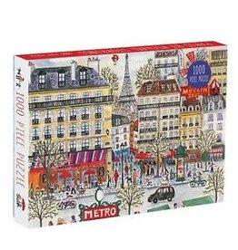Galison Paris 1000pc Puzzle