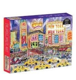 Galison The Great White Way New York City Puzzle