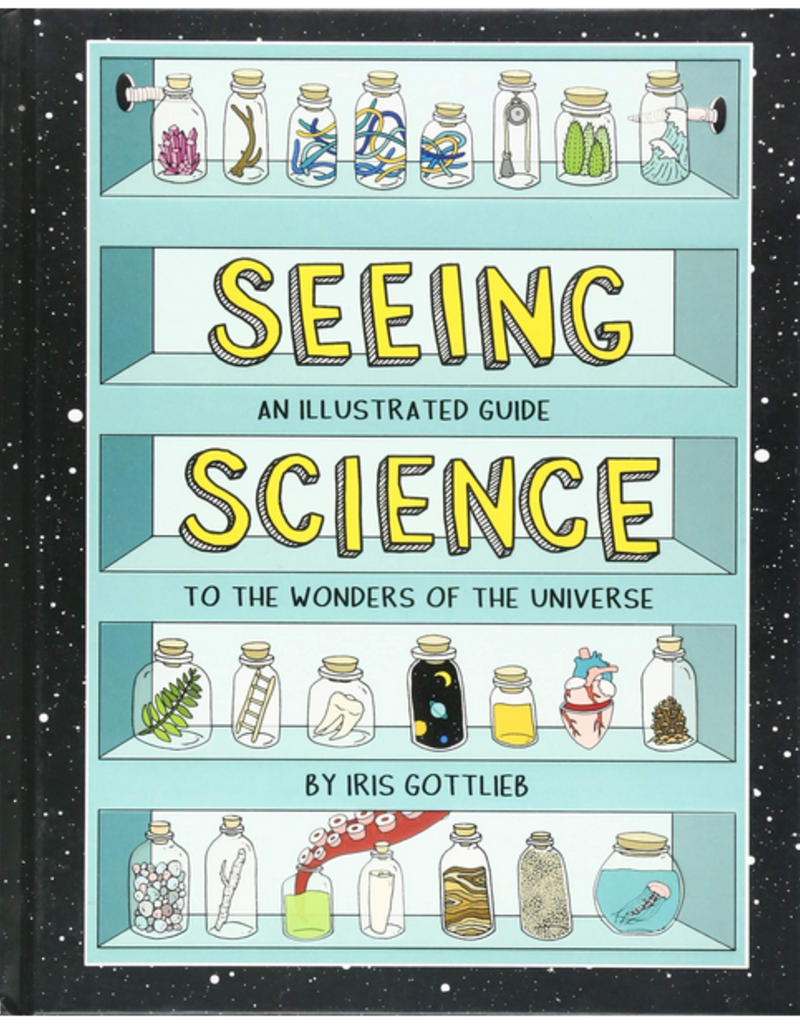 Hachette Book Group Seeing Science - An Illustrated Guide to the Wonders of the Universe