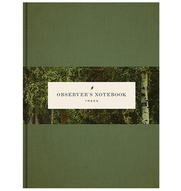Princeton Architectural Press Observer's Notebook - Trees