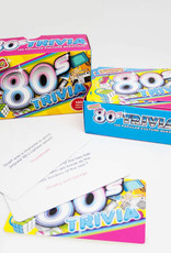 Gift Republic Awesome 80s Trivia