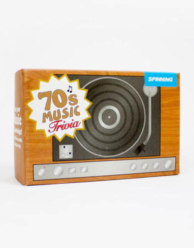 Gift Republic 70s Music Trivia