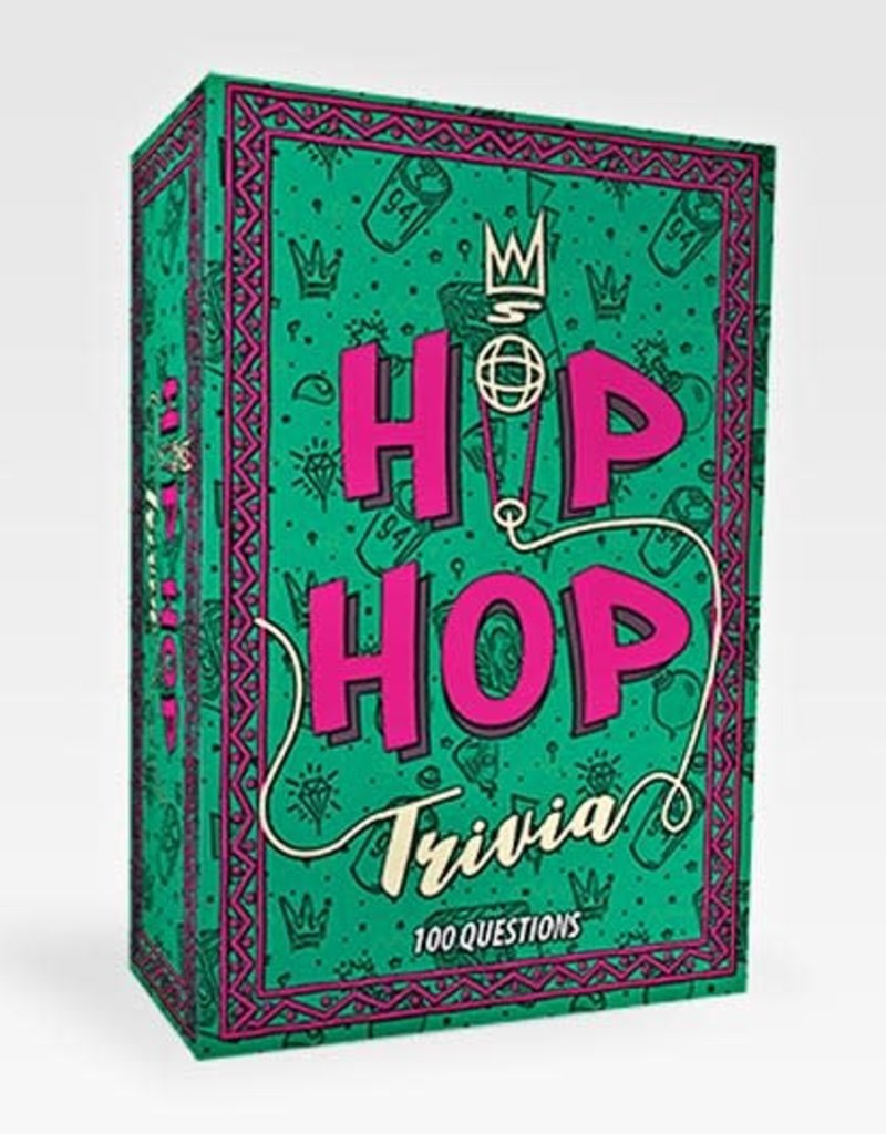 Gift Republic Hip Hop Trivia