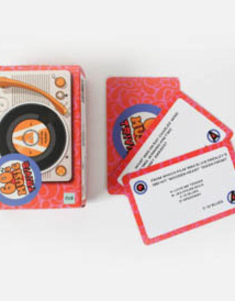 Gift Republic 60s Music Trivia