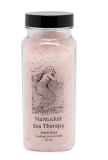 Summer House Natural Soaps Beach Rose Sea Therapy Salts