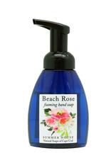 Summer House Natural Soaps Rose Foaming Soap