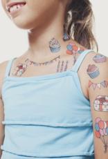 Tattly Party Tattoo Set