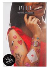 Tattly Sweetheart Tattoo Set