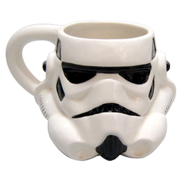 Vandor Stormtrooper Ceramic Sculpted Mug