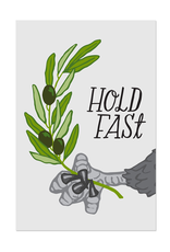 Hold Fast Postcard
