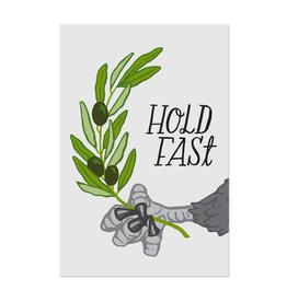 Hold Fast Postcard