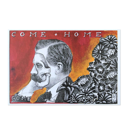 Come Home, Come Back Postcard
