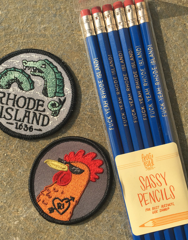 "Frog & Toad Press Rhode Island ""Lil Rhody"" Set"