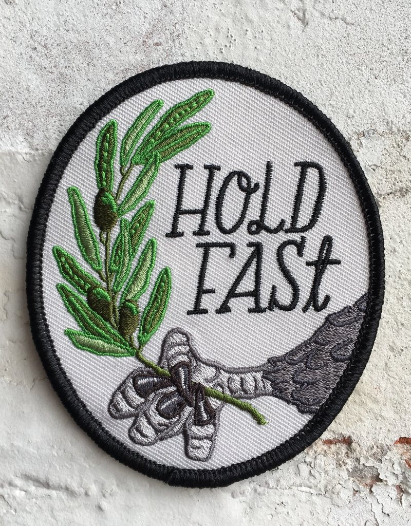 Frog & Toad Press Hold Fast Patch