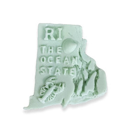 RI State Soap with Lobster Fir Needle & Shea Butter 4 oz
