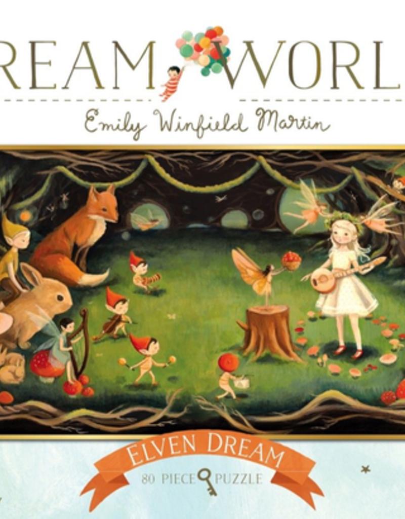 New York Puzzle Company Elven Dream - 80 Piece Puzzle