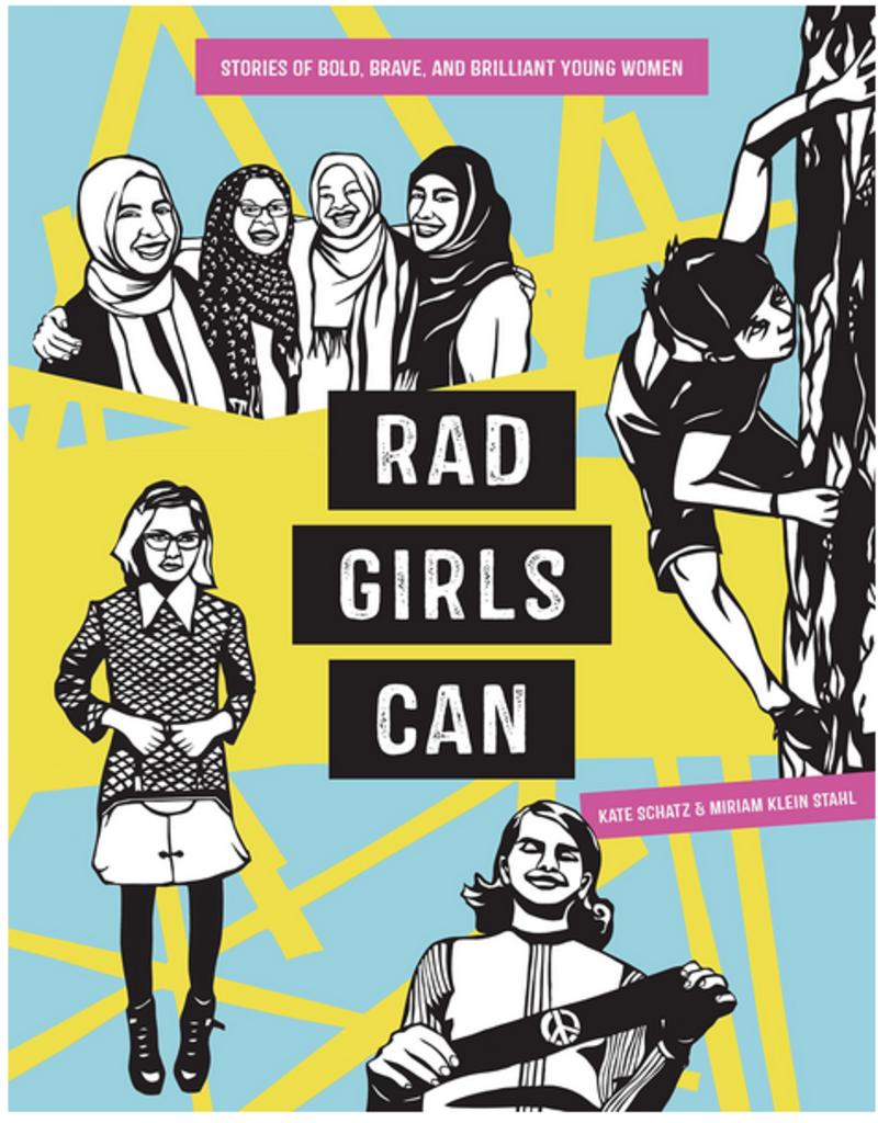 Ten Speed Press Rad Girls Can