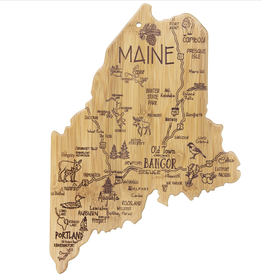 Totally Bamboo Maine Cutting Board