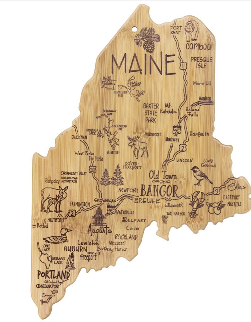 Totally Bamboo Maine Cutting Board