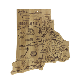 Destination Rhode Island Cutting Board