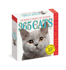 Workman Publishing Group Cats Pad Calendar 2020