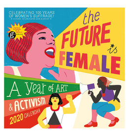 Workman Publishing Group Future is Female Wall Calendar 2020