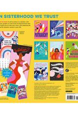 Workman Publishing Group Future is Female Wall Calendar 2020
