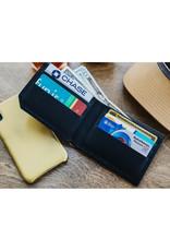 Backerton Spectrum Leather Wallet - Surf