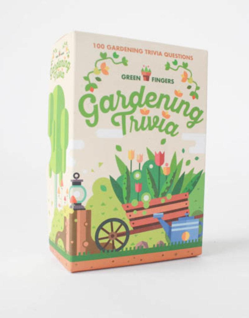 Gift Republic Gardening Trivia