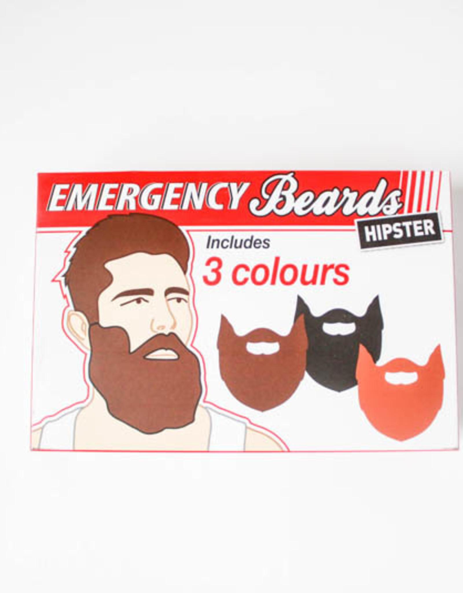 Emergency Beard