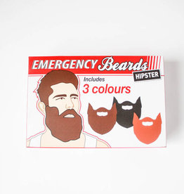 Emergency Beard