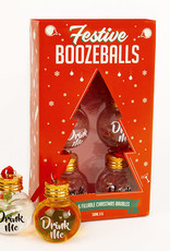 Gift Republic Festive Booze Balls