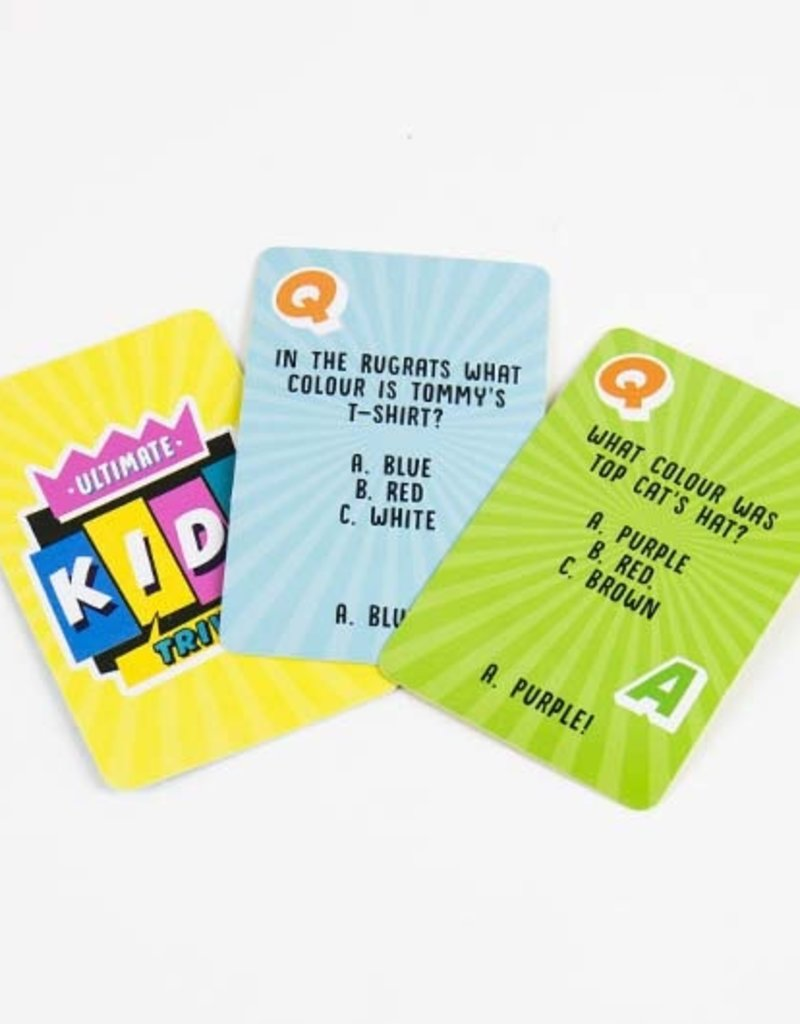 Gift Republic Kids Trivia