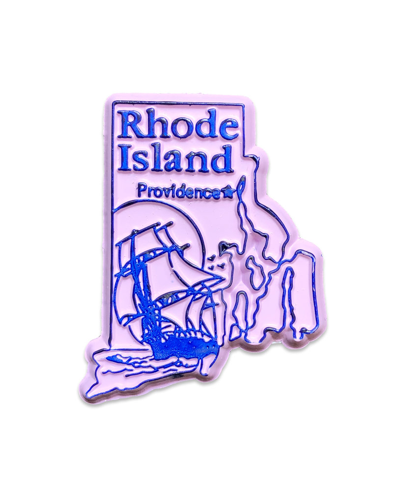 Sojourn Souvenirs Rhode Island Capital Magnet
