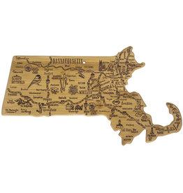 Totally Bamboo Massachusetts Cutting Board