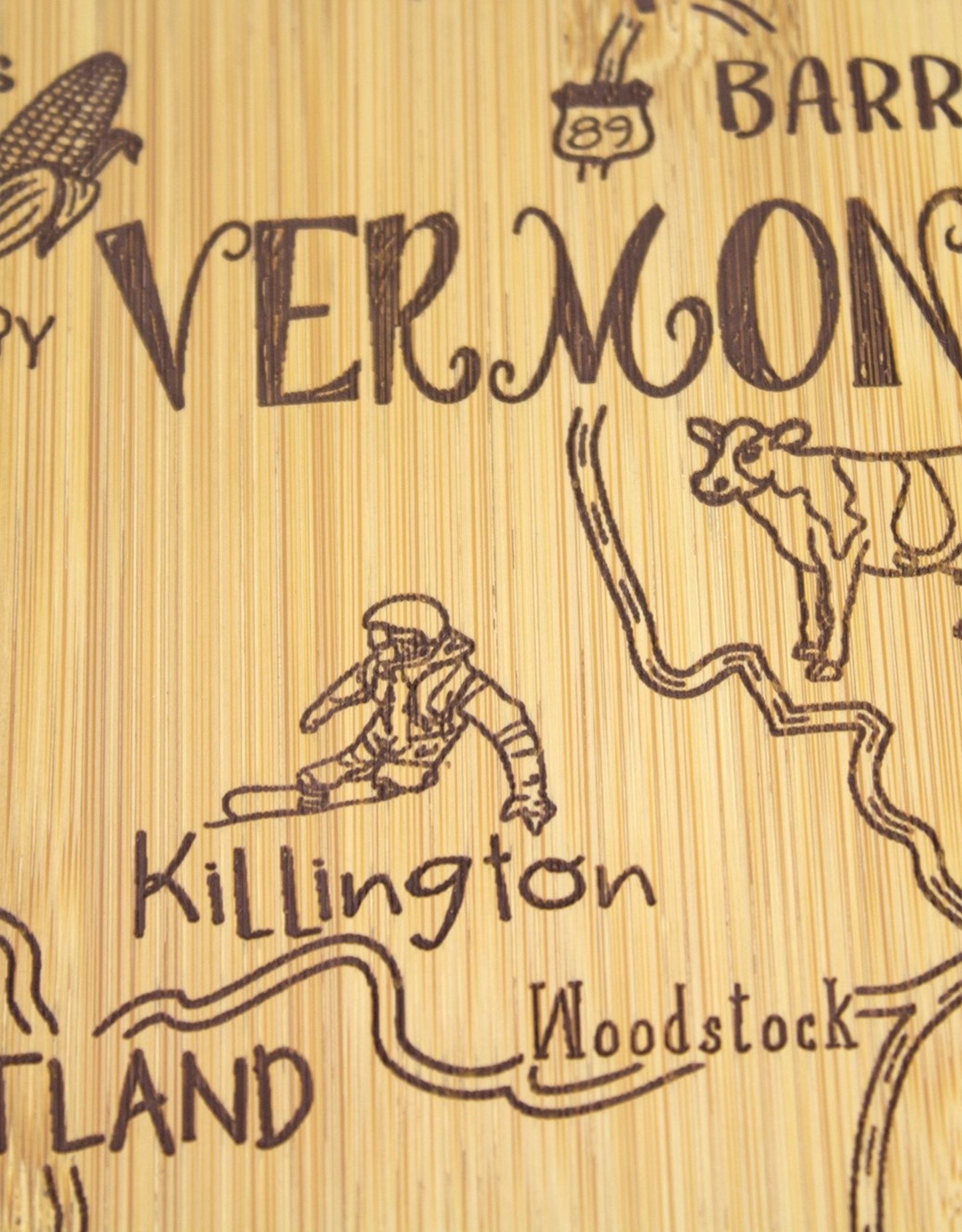 Vermont Cutting Board